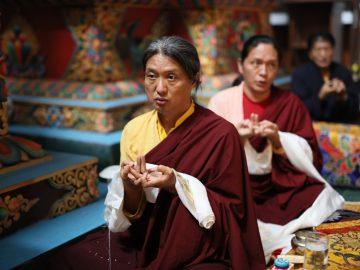 Gyetrul Jigme Rinpoche