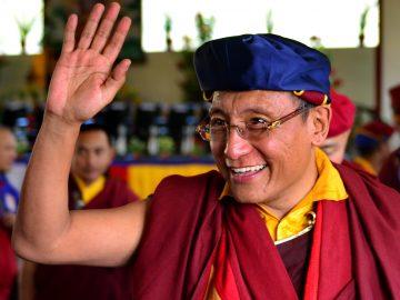 Gyalwang Drukpa XII