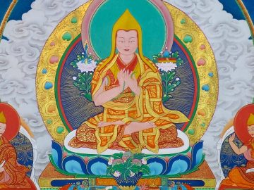 Je Tsong Khapa