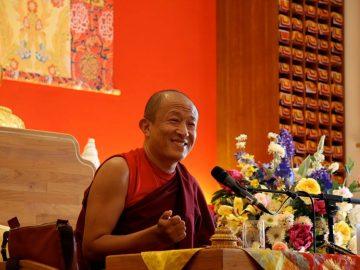 Đức Dzongsa Khyentse Rinpoche