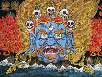 wallpaper-thangka-computer-background-support-painting-art-tibetan