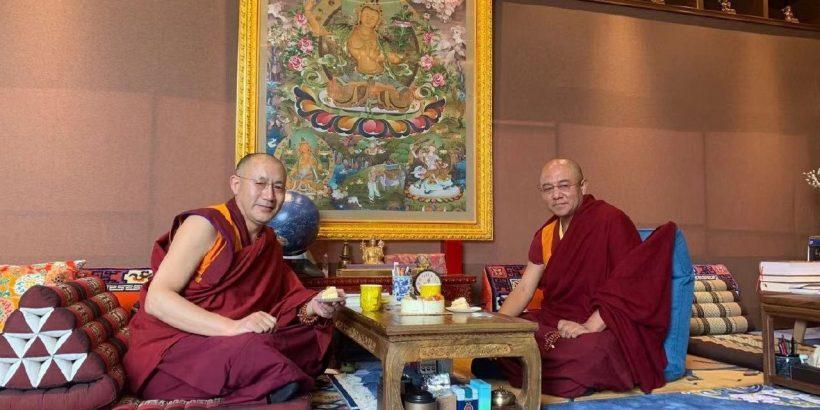 Khenpo Tsultrim Lodro Rinpoche-1