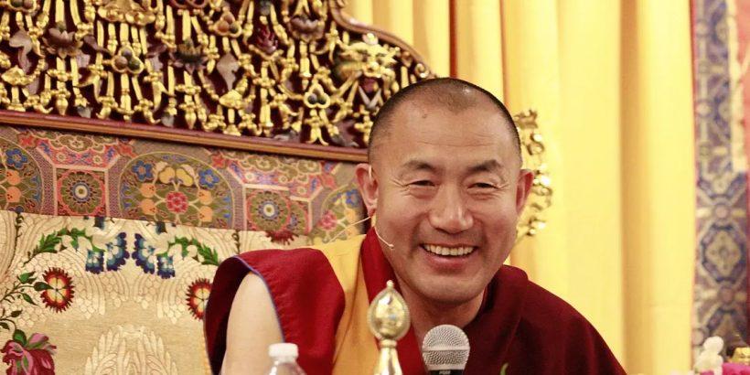 Khenpo Tsultrim Lodro Rinpoche